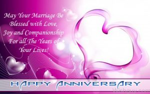 Happy wedding anniversary wishes to a couple u2013 events greetings