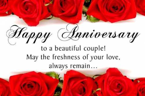happy marriage anniversary wishes for friends sms events greetings