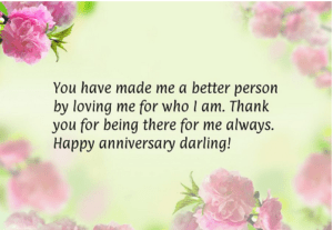 Hy Wedding Anniversary Messages For Wife