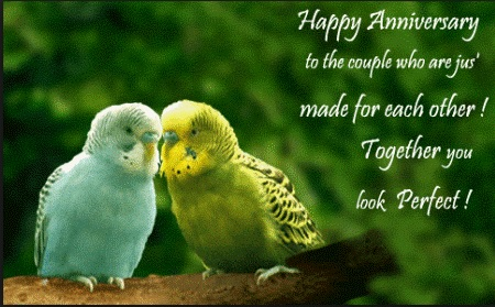 Happy wedding anniversary wishes to a couple events greetings anniversary m4hsunfo