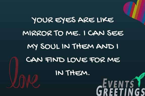 Romantic love quotes for boyfriend in english