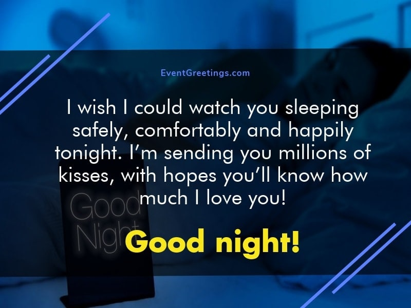 best good night quote for her
