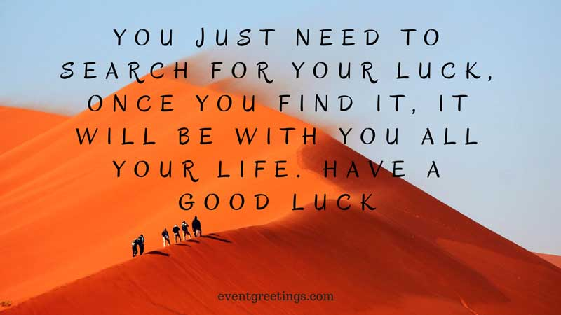 Good Luck Quotes Extraordinary Best Wishes Messages Good Luck Quotes Events Greetings