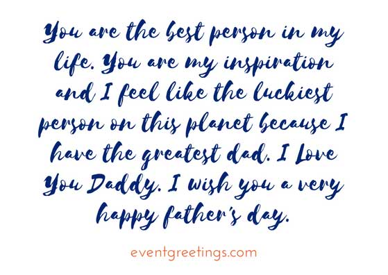 Happy Fathers Day Wishes Fathers Day Quotes Events Greetings