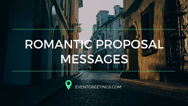 Dating Proposal Quotes