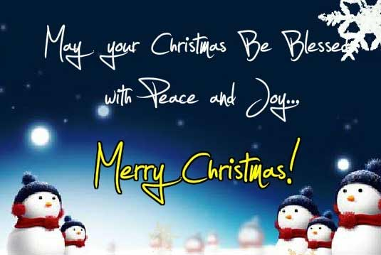 Christmas Messages – Wishes – Events Greetings