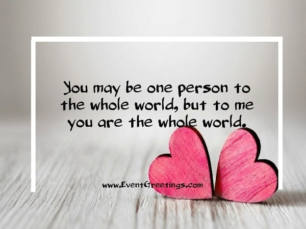 Awesome Cutest Love Quote For Him