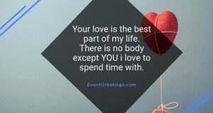 cute love quote for him