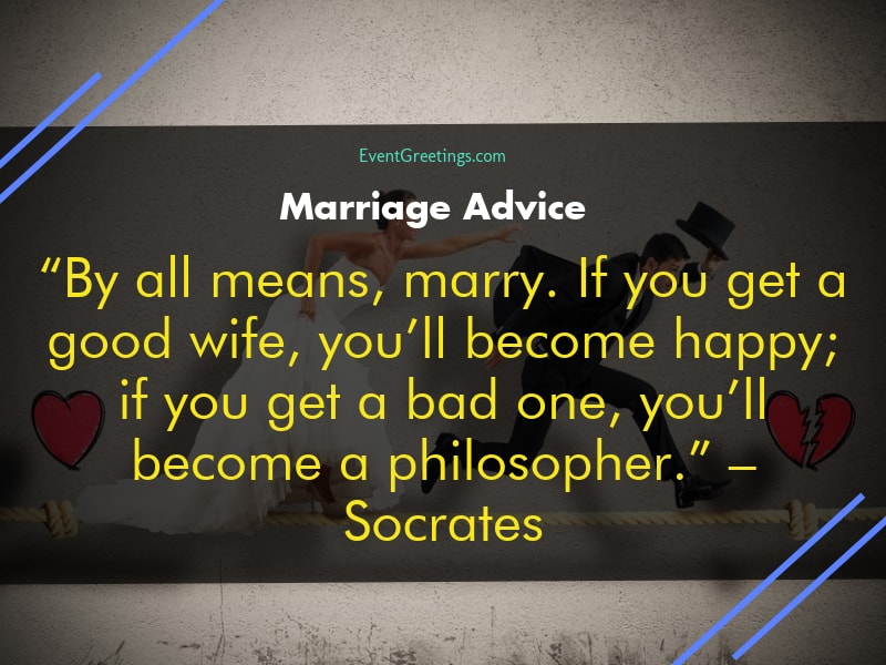Funny Marriage Advice And Quotes