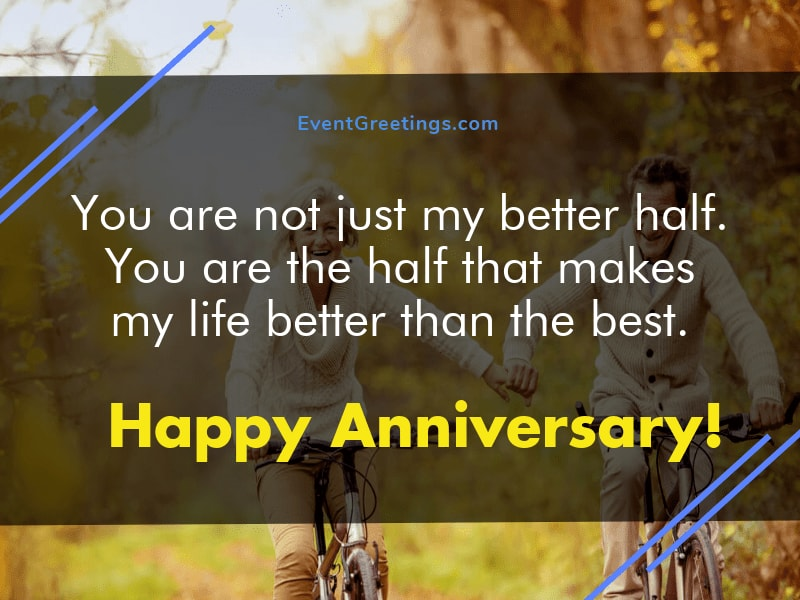 Happy Anniversary Wishes For Husband Events Greetings Unique Anniversary Quotes For Him