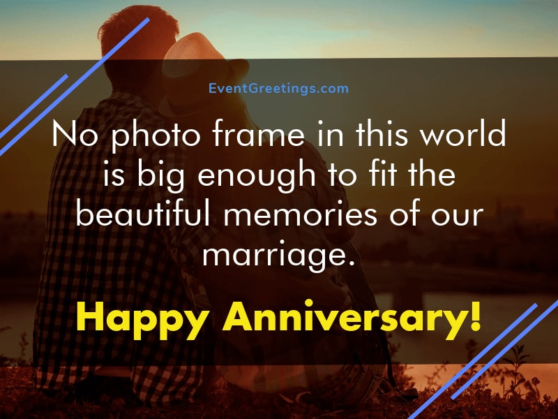 Happy Wedding Anniversary My Love Images