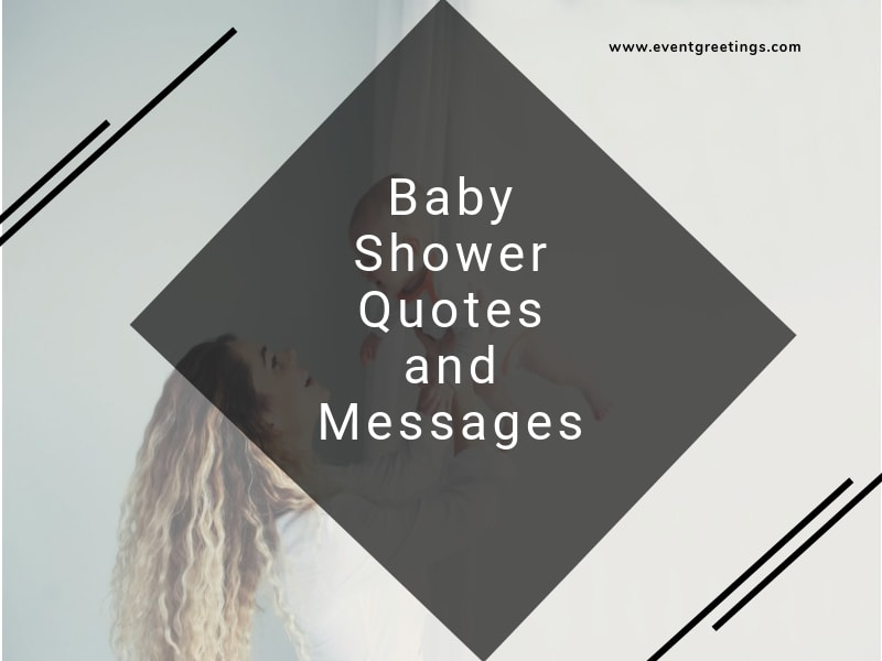 baby shower quotes and messages