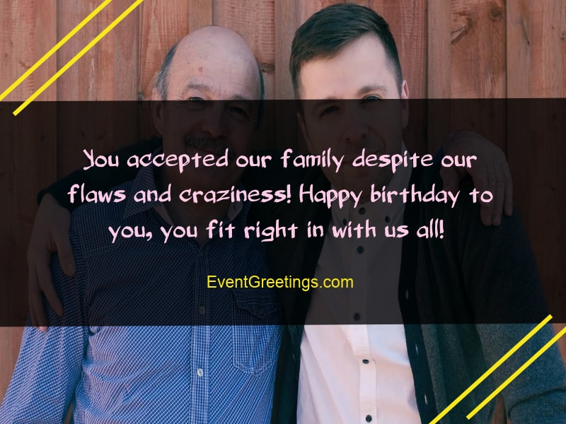 If You Werent Our Son In Law This Card Would Have Been Very Awkward Happy Birthday To The Man Of Hour