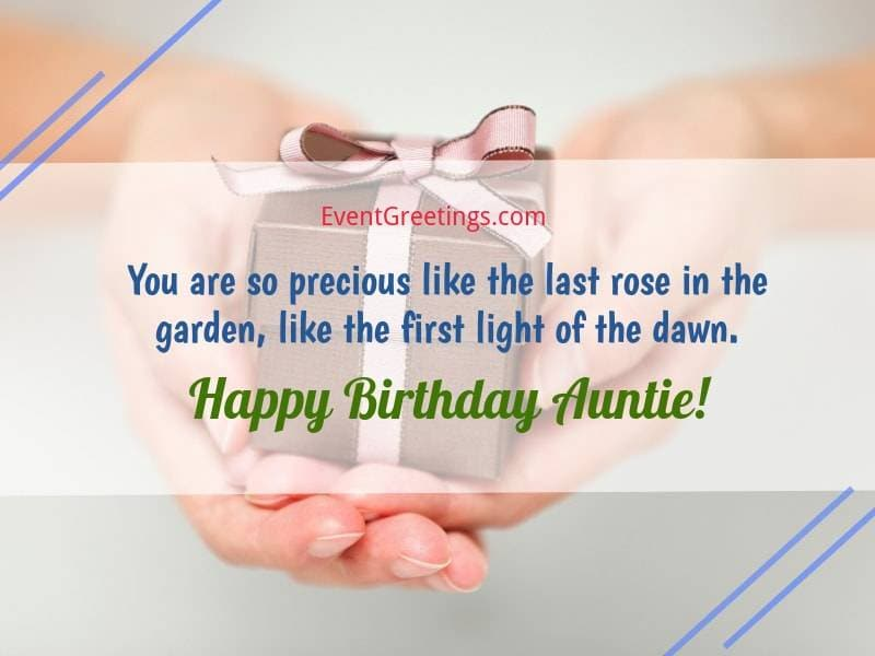 73 Best Happy Birthday Auntie Messages She Ll Love These