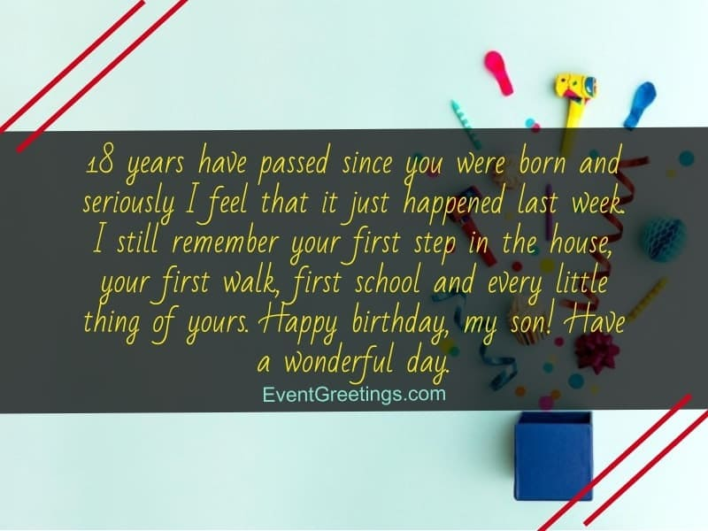 50 Best 18th Birthday Quotes And Wishes For Dearest One