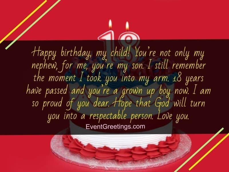 50 Best 18th Birthday Quotes And Wishes For Dearest One Events