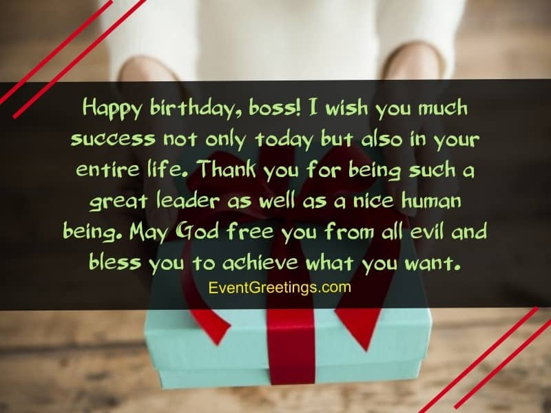 60 Unique Happy Birthday Wishes For Boss And Mentor