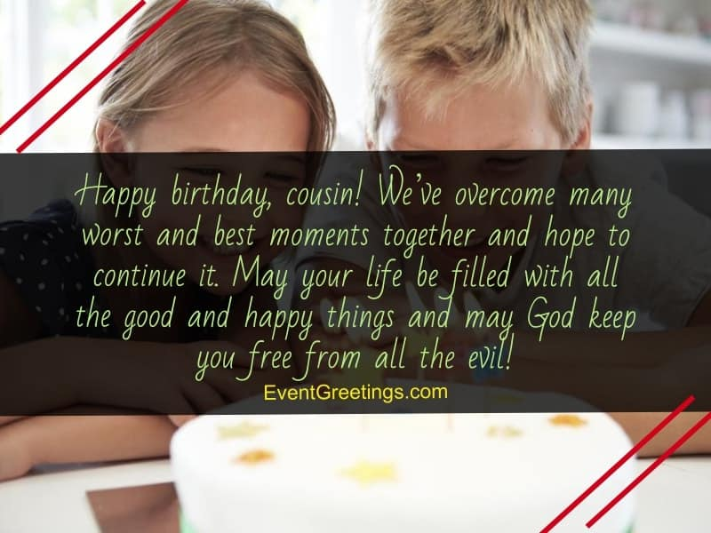 happy birthday cousin quotes