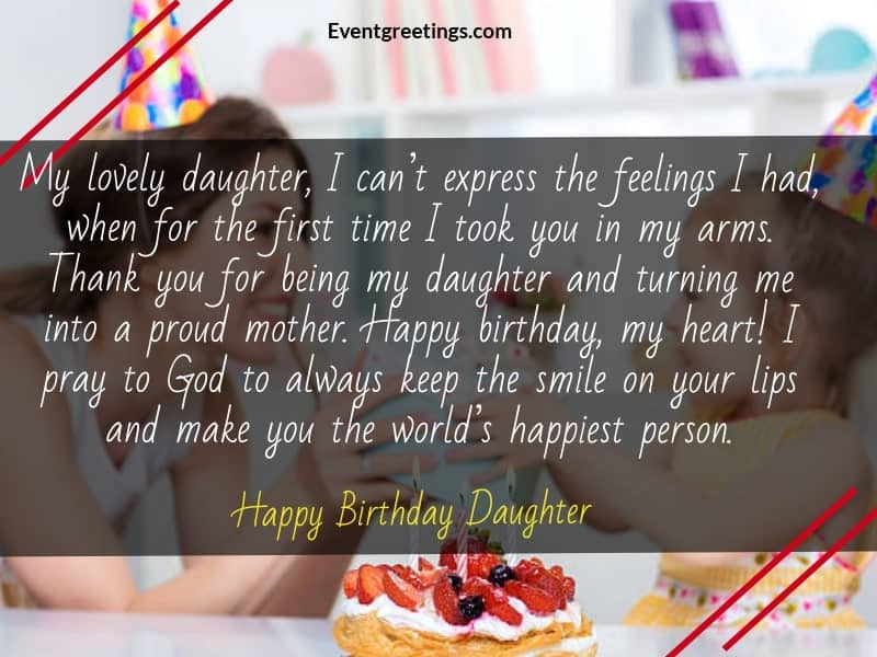 Christmas Message For Mom.50 Wonderful Birthday Wishes For Daughter From Mom