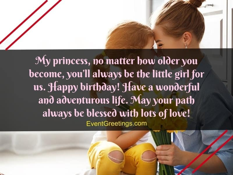 Nice Birthday Quotes For Daughter