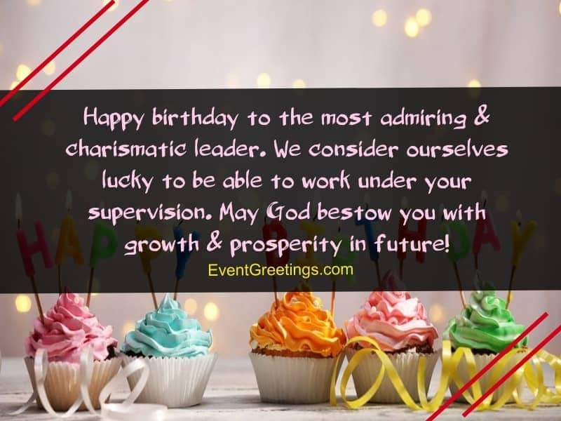 50 unique happy birthday wishes for boss and mentor events greetings birthday message for lady boss m4hsunfo