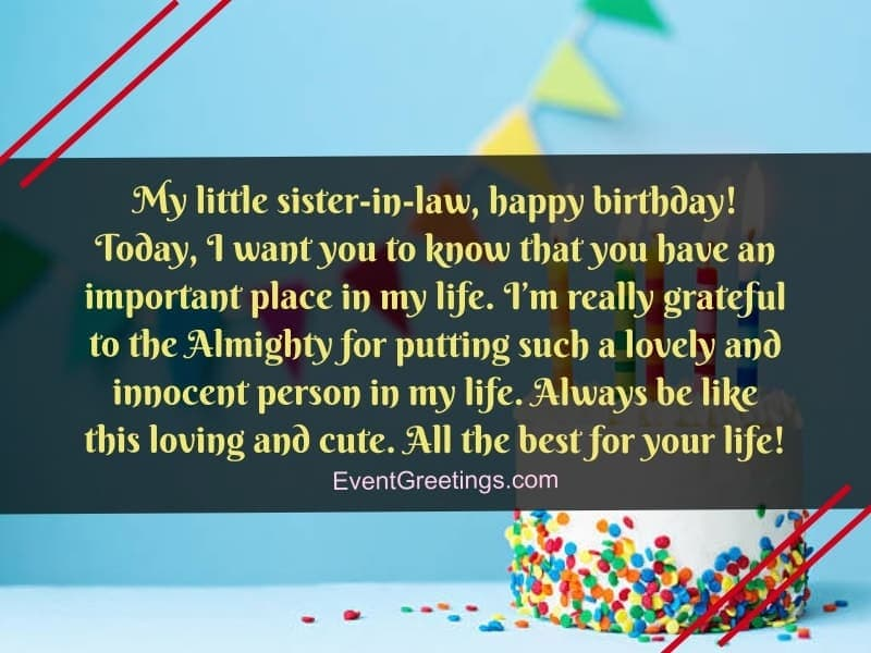 Super 45 Best Birthday Wishes And Quotes For Sister In Law To Express Funny Birthday Cards Online Inifofree Goldxyz