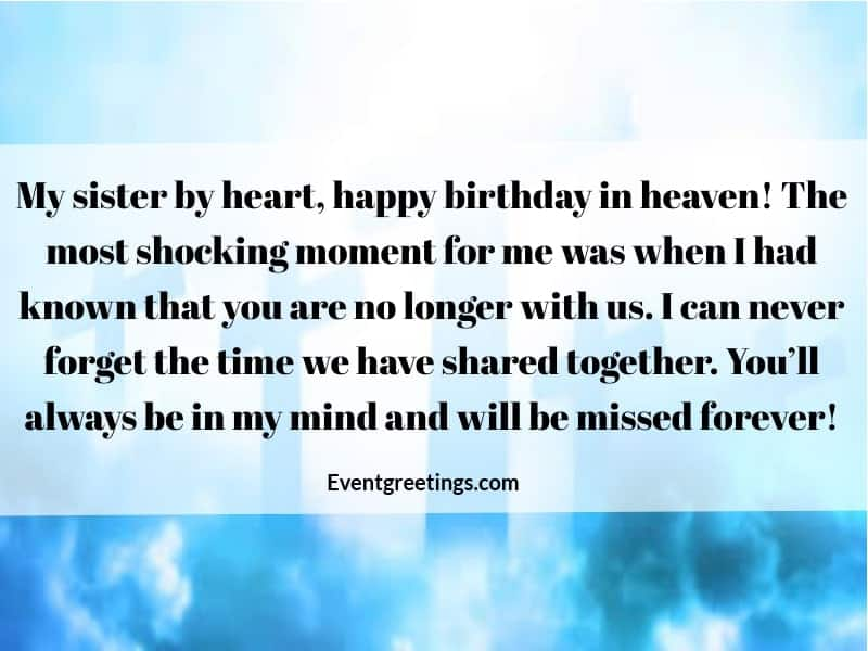 40 Best Happy Birthday In Heaven Quotes With Respect And Love