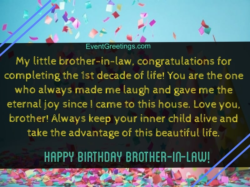 60 Best Happy Birthday Brother In Law Wishes And Quotes