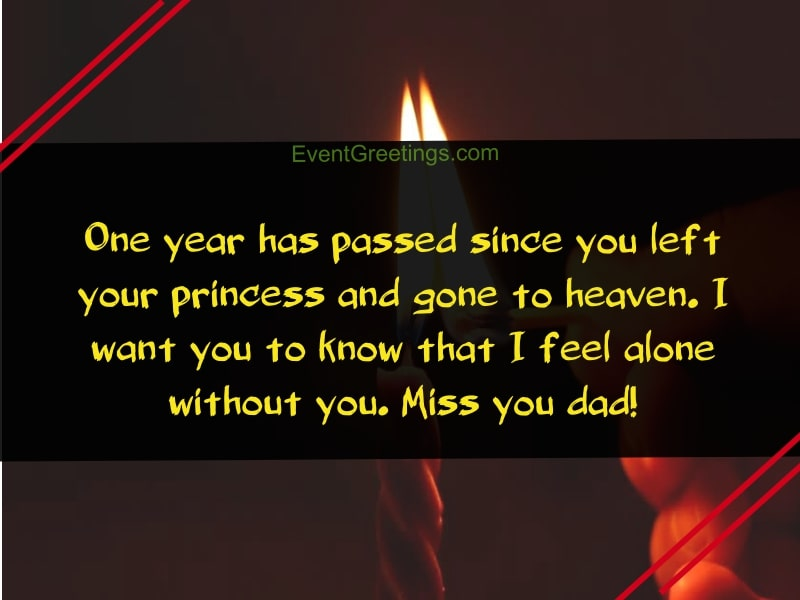 15 Emotional 1 Year Death Anniversary Quotes To Remember Dearest One
