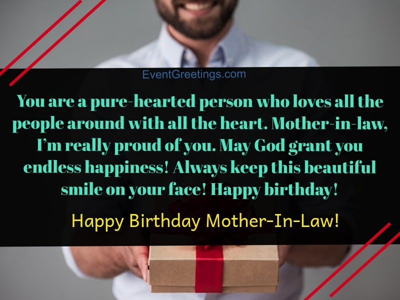 mother in law birthday