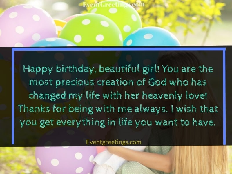 55 Cute Happy Birthday Girl Quotes To Feel Her Special