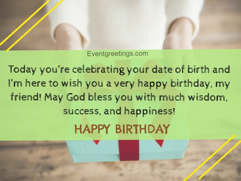 60 Best Short And Simple Birthday Wishes To Express Infinite
