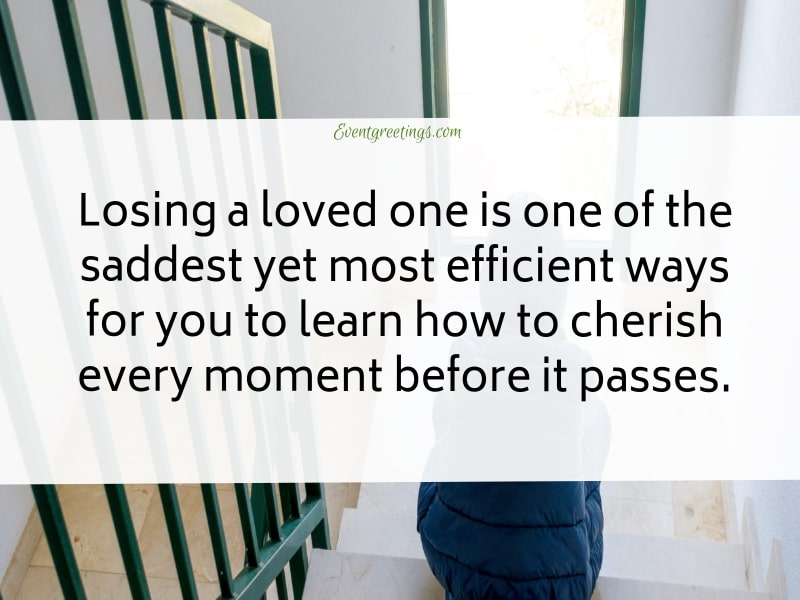 Quotes About Losing A Loved One
