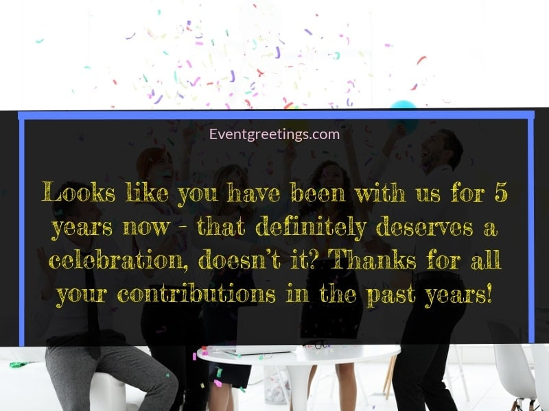 40 Best Happy Work Anniversary Quotes With Images