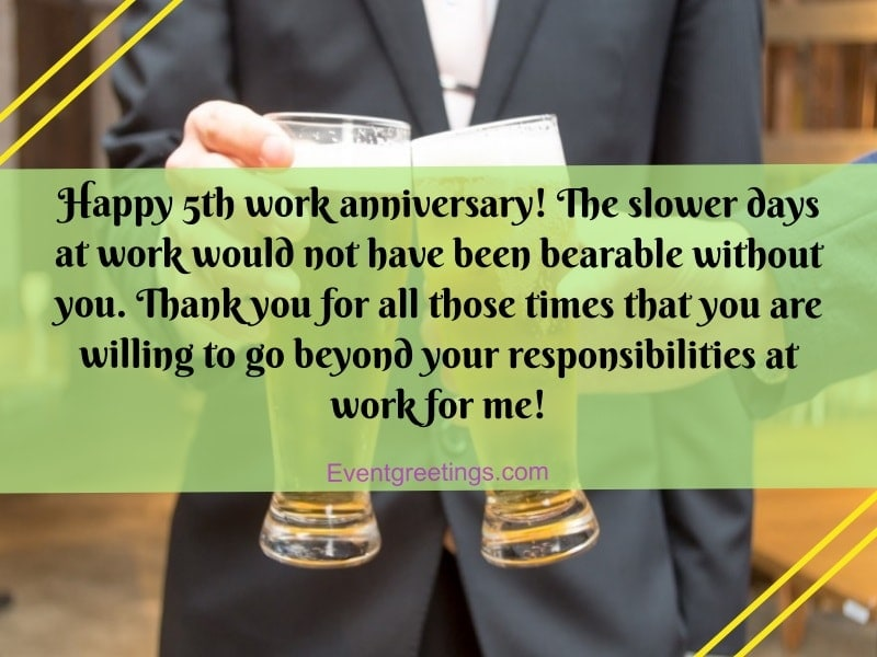 happy work anniversary meme
