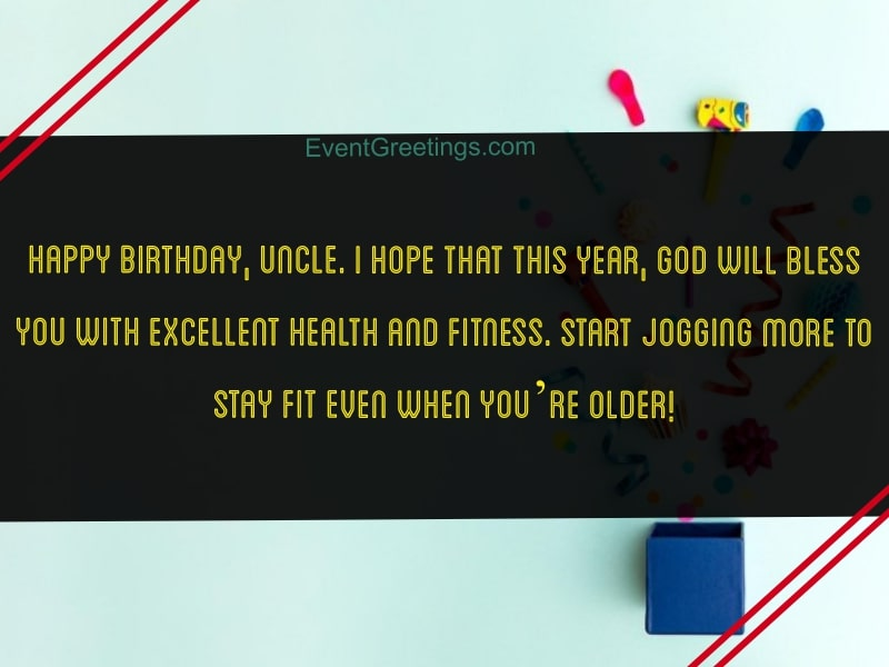 Happy Birthday Uncle Images