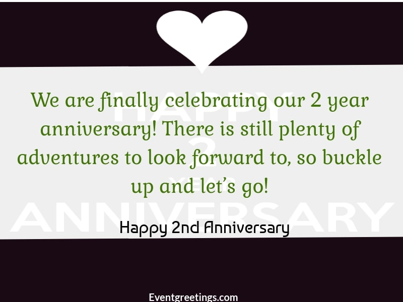 2 Year Anniversary Letter To Boyfriend from www.eventgreetings.com