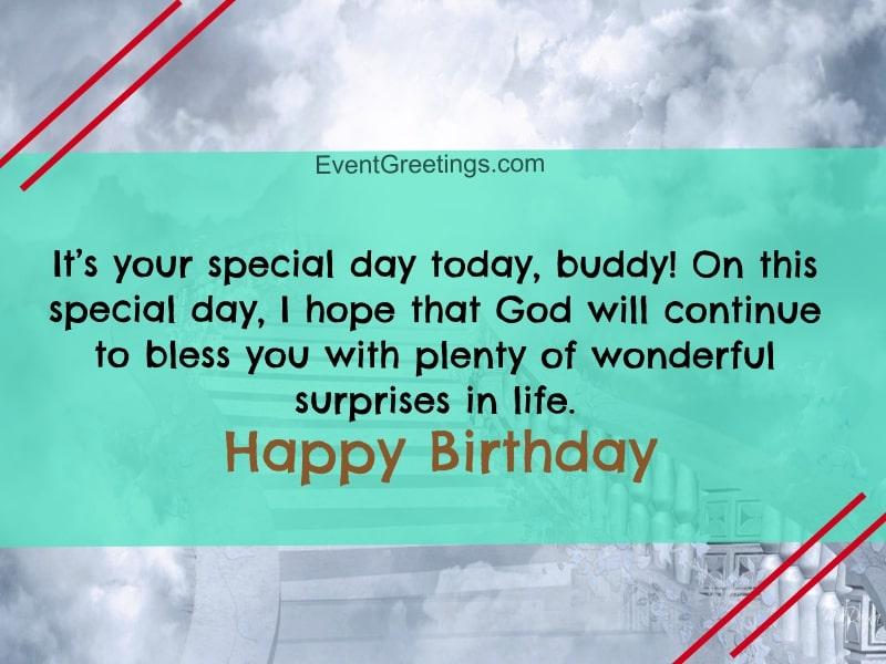 happy birthday religious