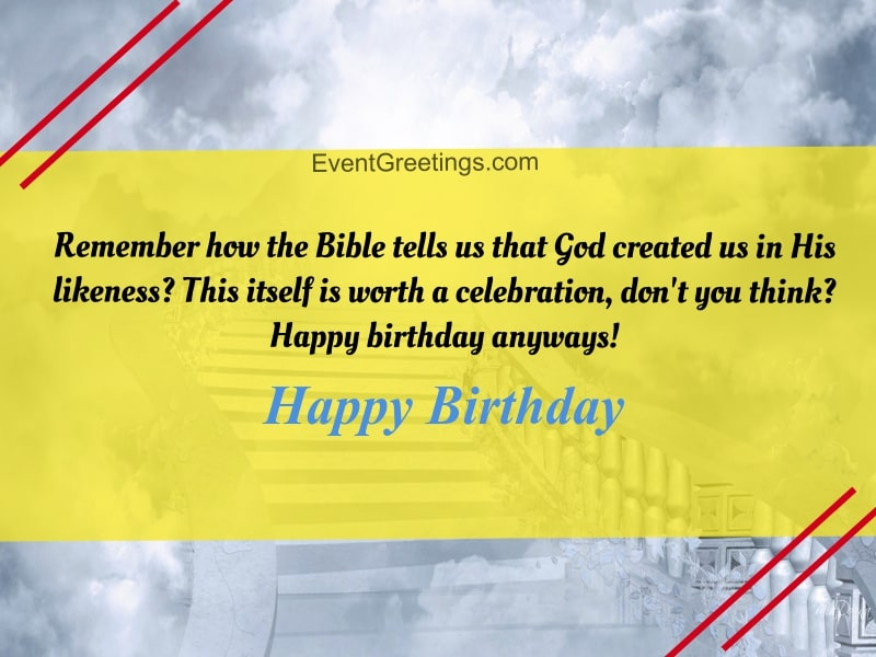 Spiritual Birthday Wishes