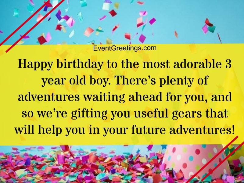 best happy rd birthday quotes and wishes