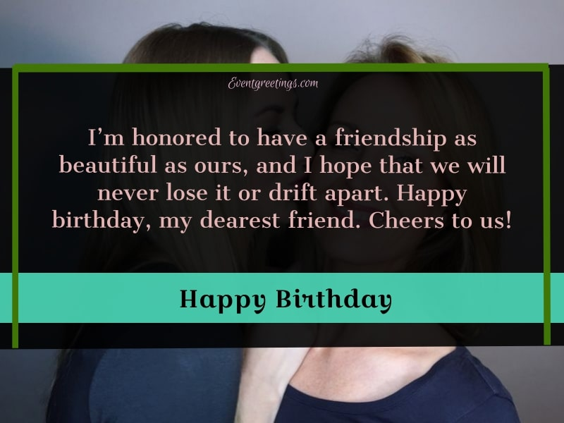 Happy Birthday Special Friend