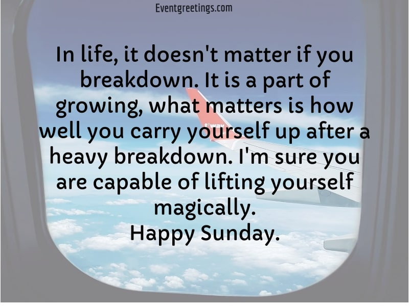 Happy Sunday Quotes