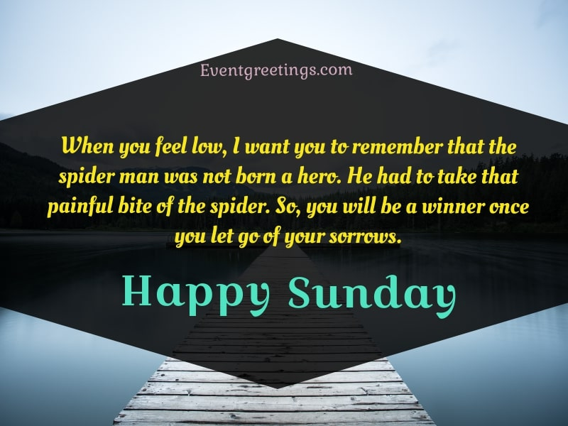 Sunday Motivational Quotes