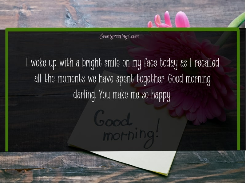 Sweet Good Morning Text For Her
