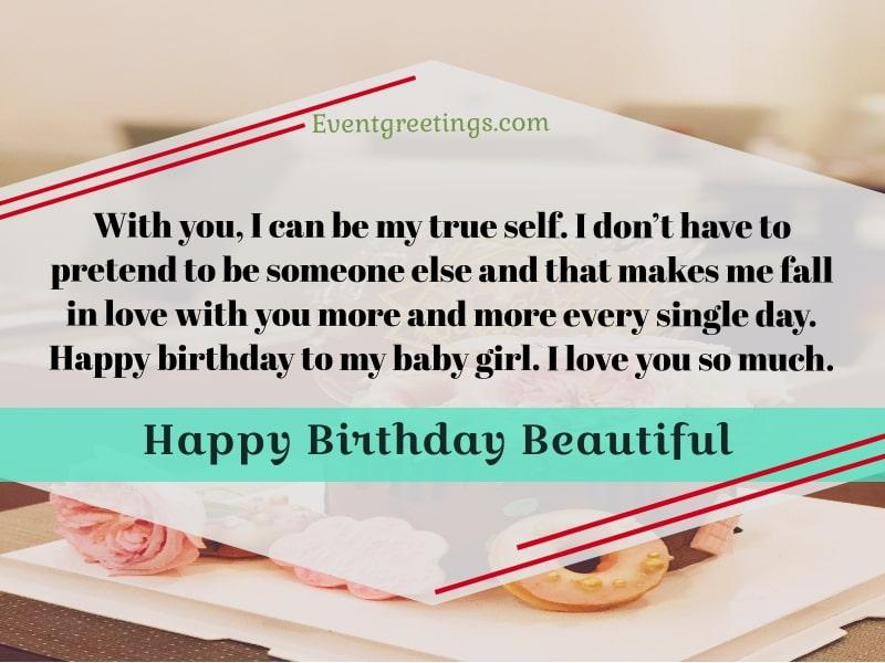 Happy Birthday Girlfriend