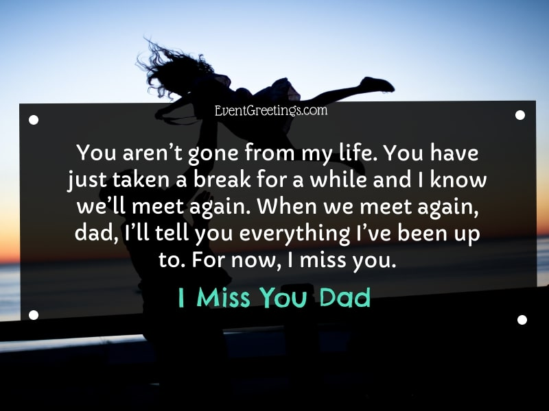 Missing Dad Quotes