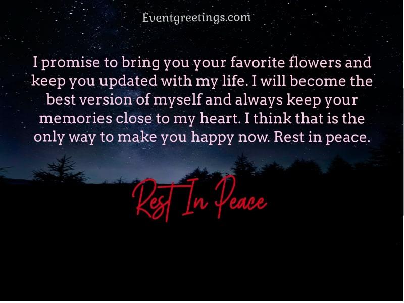 Rip Message