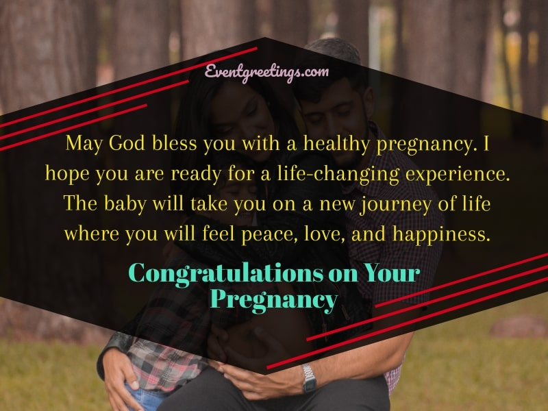 Pregnancy Congratulations
