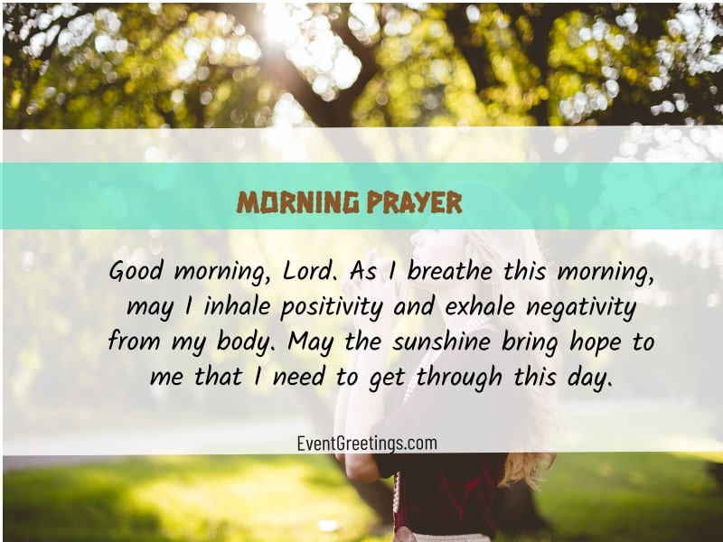 Good-Morning-Prayer