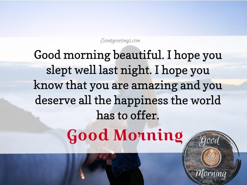40 Romantic Good Morning Text To Your Crush To Express Hidden Love